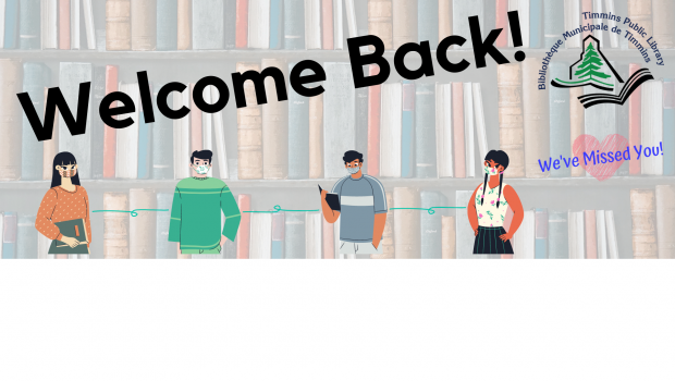 WELCOME BACK! Here's what you need to know. LIBRARY HOURS Main Branch Monday – Thursday:  1 – 6 p.m. Friday: 1 p.m. – 5 p.m. Saturday – Sunday: Closed C.M. Shields Branch Monday […]