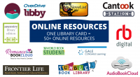 You can find our adult eResources here : http://tpl.timmins.ca/online-research-tools/reference-databases/ You can find our Children's eResources here : http://tpl.timmins.ca/kids/